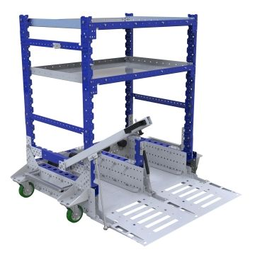 Mother Cart For Dollies 2 in 1 - 770 x 1120 mm