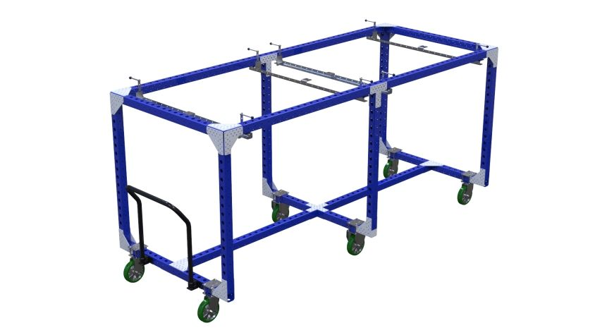 Mother Cart 4 in 1 - 1400 x 3430 mm