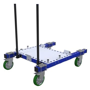 Push Cart - 910 x 1540 mm