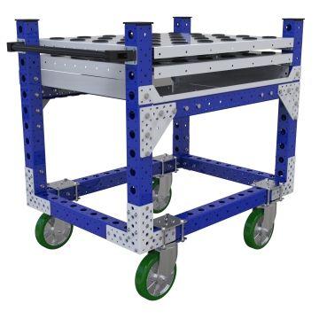 Shelf cart - 770 x 1050 mm