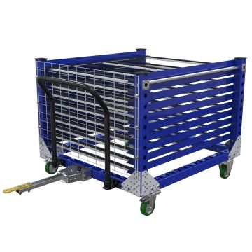 Shelf Cart – 1190 x 1260 mm