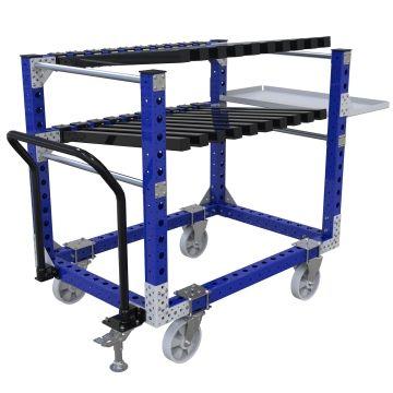 Hanging cart - 910 x 1330 mm