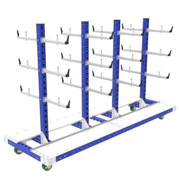 Flooring Cart - 910 x 2660 mm