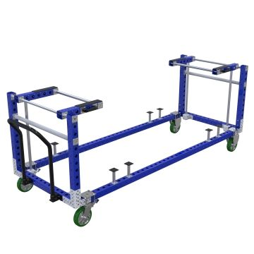 HVAC Cart - 1050 x 2870 mm