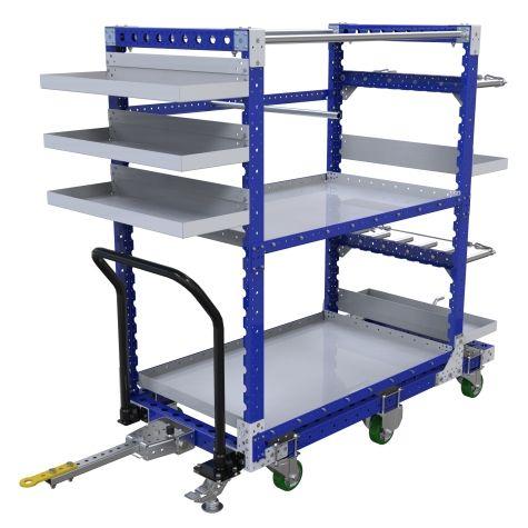 Tugger Kit Cart - 770 x 1620 mm