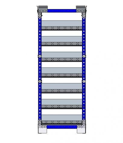 Window Cart 2310 x 1050 mm