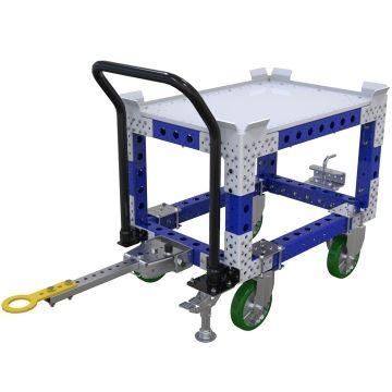 Pallet Tugger Cart - 630 x 910 mm