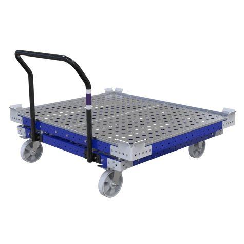 Pallet Push Cart