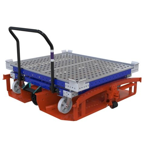 Push Cart with B Frame
