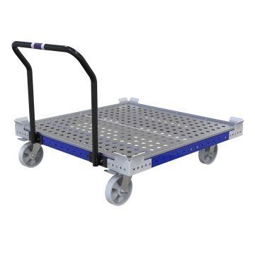 Pallet Push Cart from FlexQube