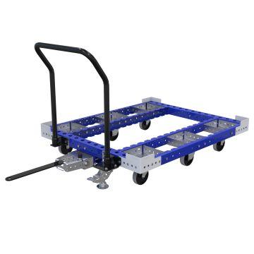 Tugger Pallet Cart - 1050 x 1260 mm