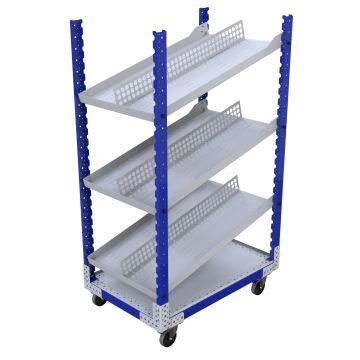 Flow Shelf Cart - 770 x 1190 mm