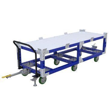 Pallet Tugger Cart - 840 x 2520 mm