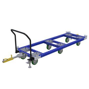 Pallet Tugger Cart - 840 x 2450 mm