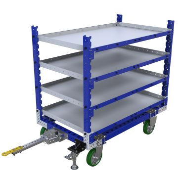 Shelf Tugger Cart - 840 x 1400 mm