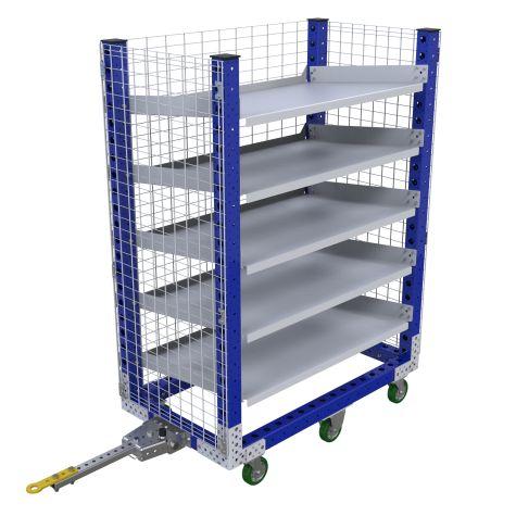 Shelf Tugger Cart - 700 x 1260 mm