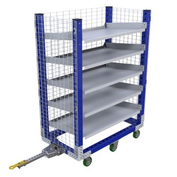Shelf Tugger Cart - 700 x 1260 mm