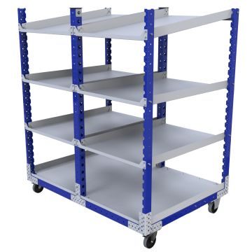 Flow Shelf Cart - 1190 x 1680 mm