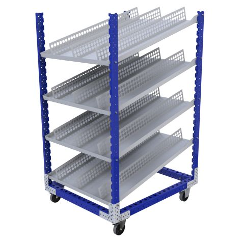 Flow Shelf Cart - 1050 x 1260 mm