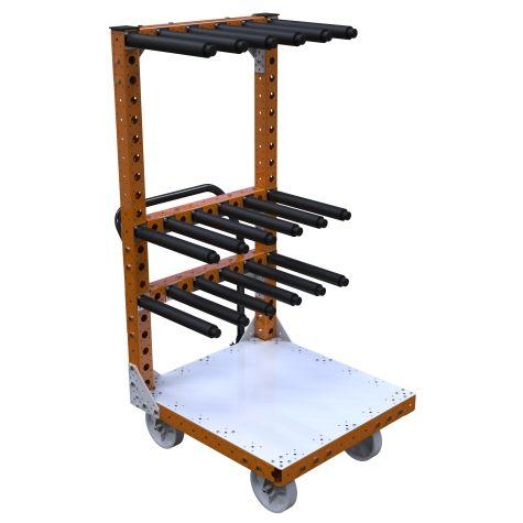 Plate cart - 770 x 840 mm