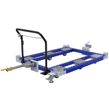 Pallet Tugger Cart - 1260 x 1610 mm