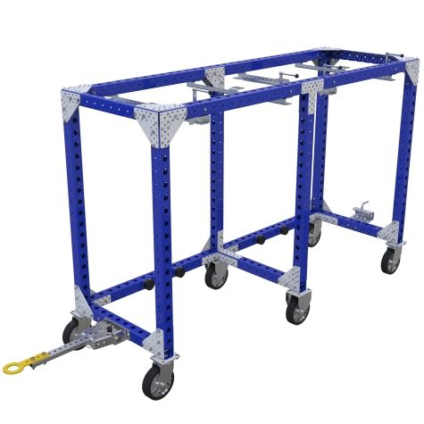 Mother Cart - 2 in 1 - 840 x 2450 mm