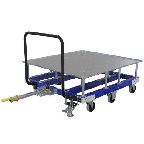 Pallet Tugger Cart - 1120 x 1190 mm