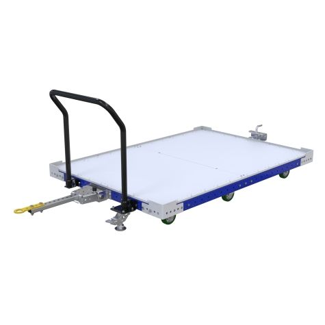 Pallet Tugger Cart - 1260 x 1820 mm