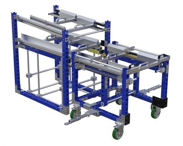 Transfer Kit Cart