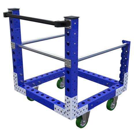 Tube Transfer Kit Cart - 770 x 770 mm