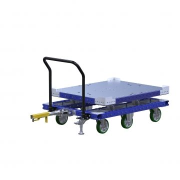 Rotating Tugger Cart - 1050 x 1260 mm