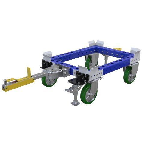 Pallet Tugger Cart - 630 x 840 mm