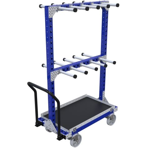 Hanger Cart - 630 x 1190 mm