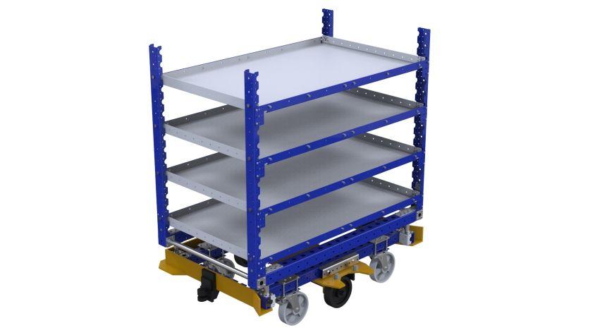 Shelf Cart - 840 x 1400 mm