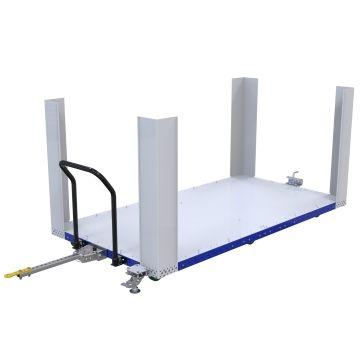 Pallet Tugger Cart - 1330 x 2520 mm