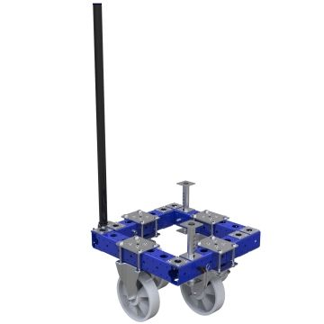 Door Support Cart - 490 x 490 mm