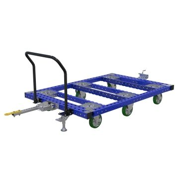 Tugger Pallet Cart - 1260 x 1890 mm