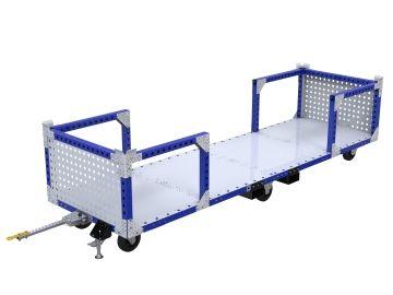 Pallet Tugger Cart - 1260 x 4200 mm