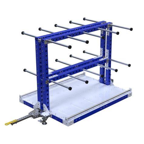 Hanging Tugger Cart - 1190 x 1540 mm