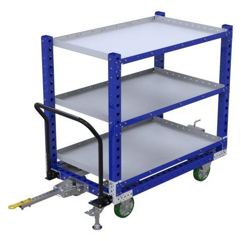Flat Shelf Cart - 840 x 1400 mm