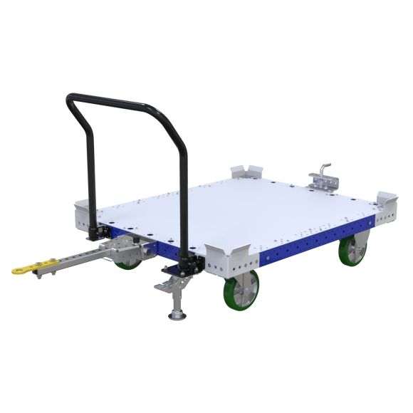 Pallet Tugger Cart - 1050 x 1260 mm
