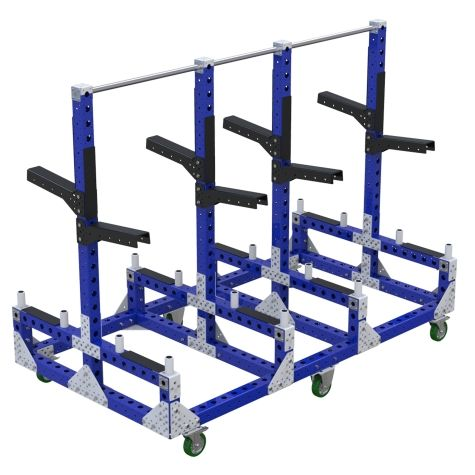 Cart For Cylinder - 1190 x 2170 mm