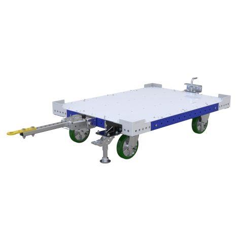 Pallet Tugger Cart - 910 x 1260 mm