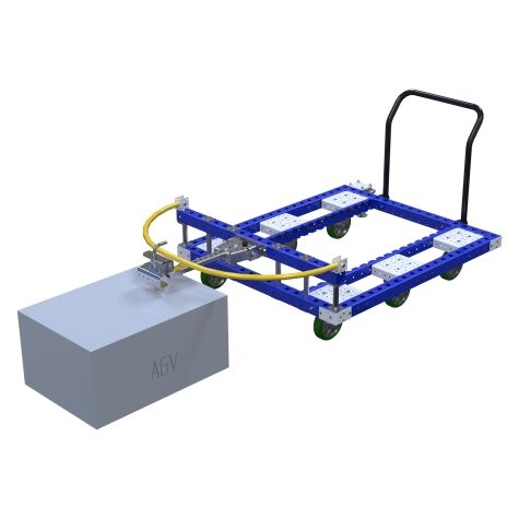 AGV Cart - 1260 x 1470 mm