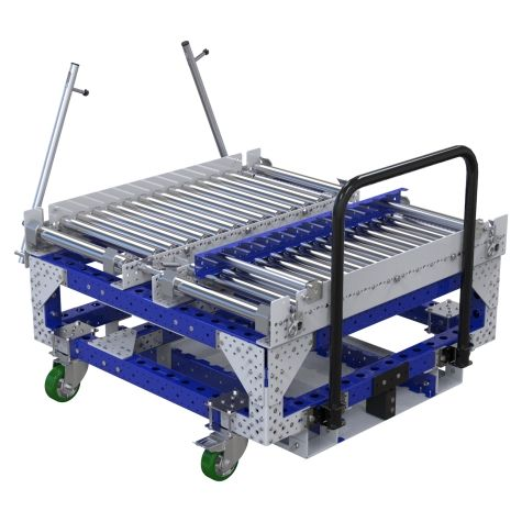 Roller Cart - 1120 x 1120 mm