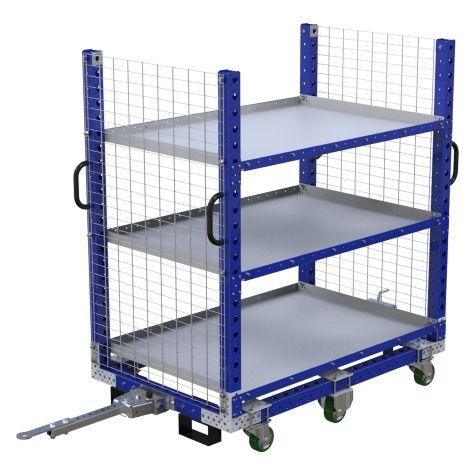 Tugger Shelf Cart - 980 x 1540 mm