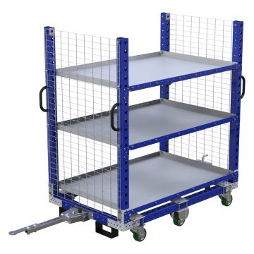 Tugger Shelf Cart - 980 x 1540 mm