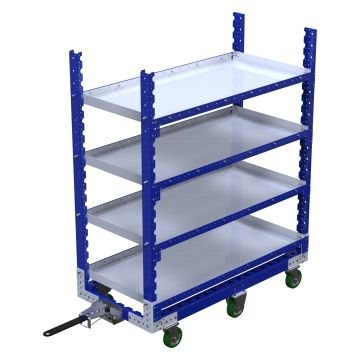 Shelf Cart – 630 x 1330 mm