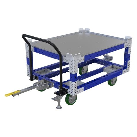 Pallet Tugger Cart – 980 x 1260 mm