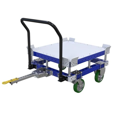 Pallet Tugger Cart – 840 x 910 mm